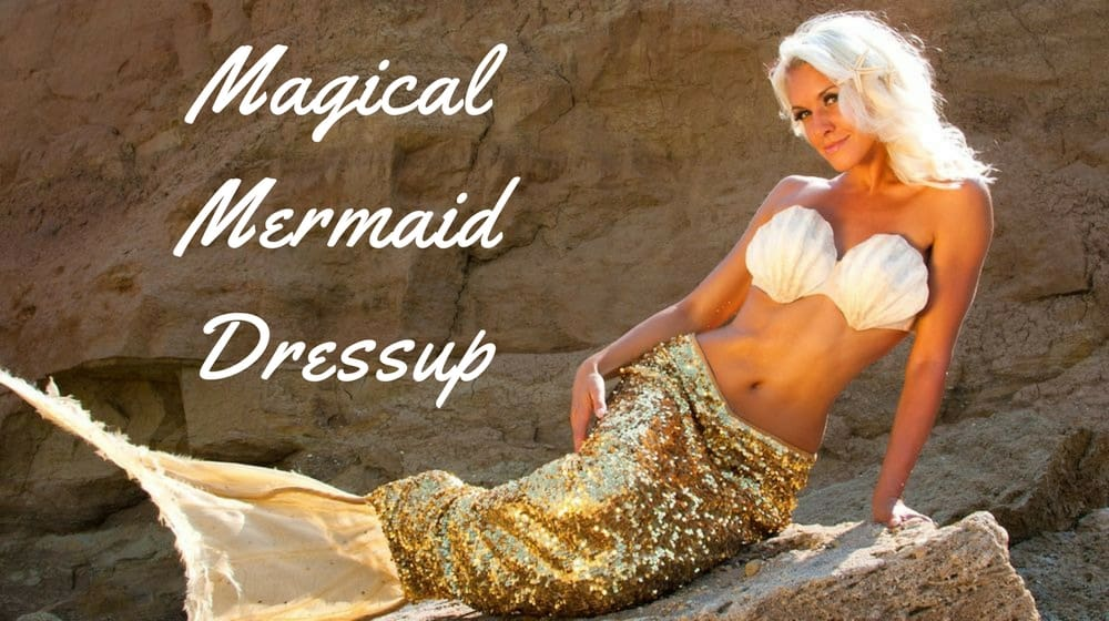 The Magical Mermaid Dressup Guide