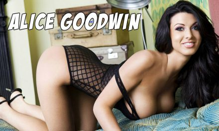 British Babe Alice Goodwin Profile