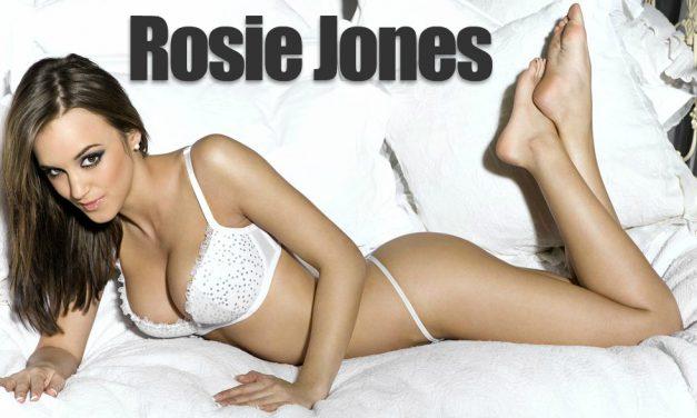 Radiantly Ravishing Rosie Jones Profile