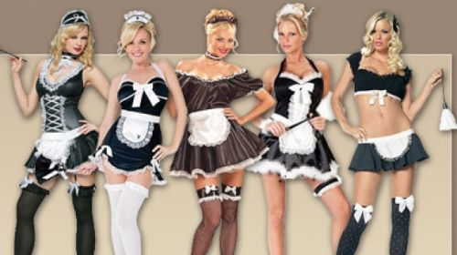 Mesmerizing Maid Tarts