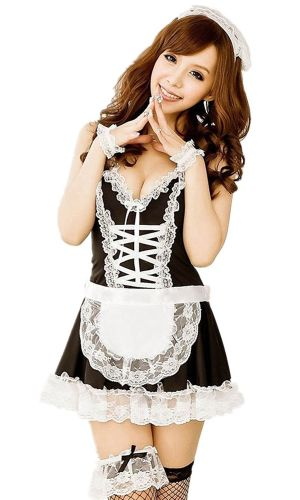 Maid Lingerie Uniform
