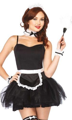 Fun French Maid