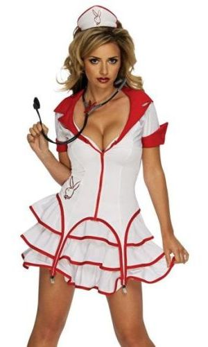 Playboy Nurse Costume