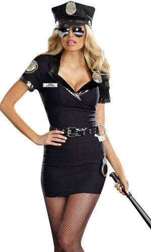 Hot Dirty Cop