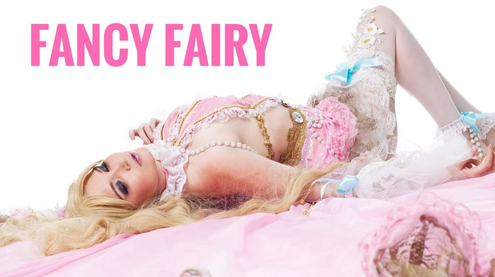 The Fancy Fairy Dressup Guide
